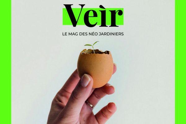 Le premier numéro de Veìr est sorti en mars dernier en plein confinement.