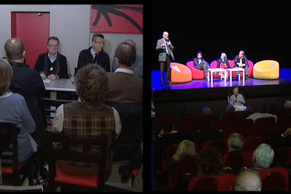 Les comités de soutien des deux candidats à la primaire de la droite et du centre maintiennent la mobilisation