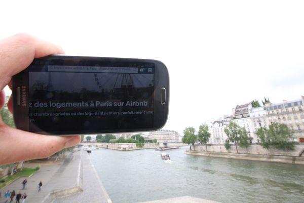 Première ville Airbnb au monde, Paris est la destination préféré des utilisateurs dans le monde avec près de 8 millions d'usagers chaque année.