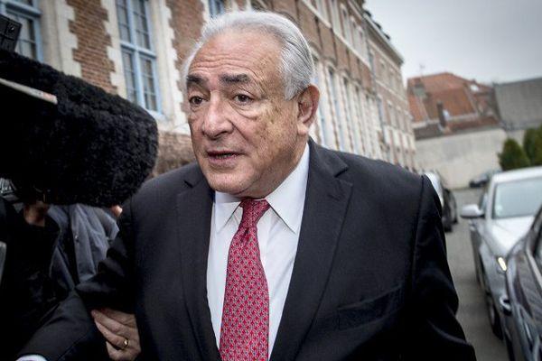 DSK s'était porté partie civile contre les 7 journalistes.
