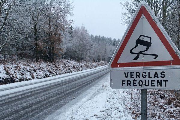 Tempête, neige et verglas prévus sur le Limousin