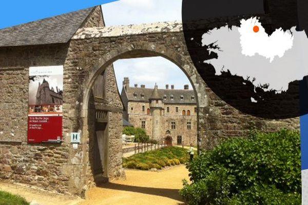 Le château de la Roche-Jagu est classé monument historique depuis 1930.