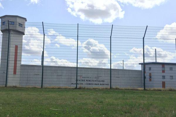 Prison de Condé-sur-Sarthe illustration