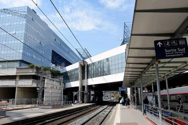 La métamorphose de la gare SNCF de Rennes devrait s'achever en 2020.