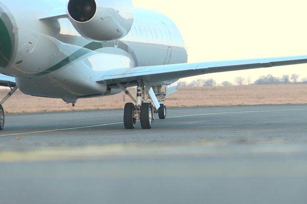 La compagnie Amelia qui exploite la ligne Rodez-Paris depuis le début de l'année 2020, n'assure plus qu'un vol semaine et un vol week-end.
