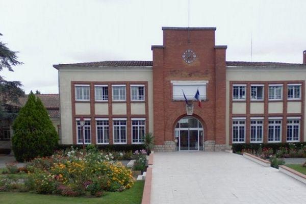 La mairie de Grenade