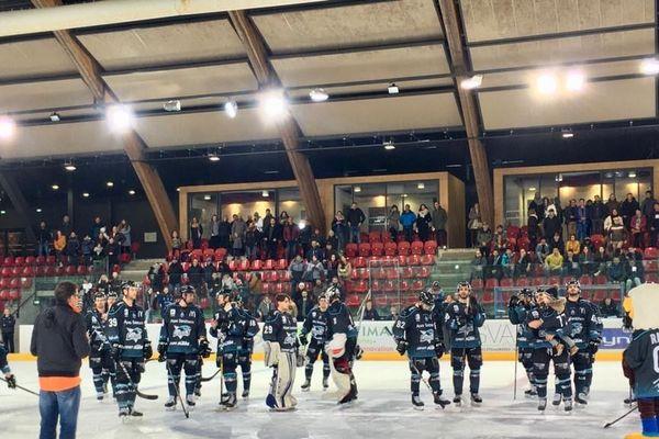 Hautes-Alpes : l'équipe de hockey de Gap éliminée en quart de finale des plays offs par Rouen.