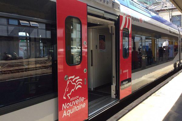 La région Nouvelle-Aquitaine finance plus d'un quart des travaux de modernisation de la ligne TER Beillant - Angoulême.