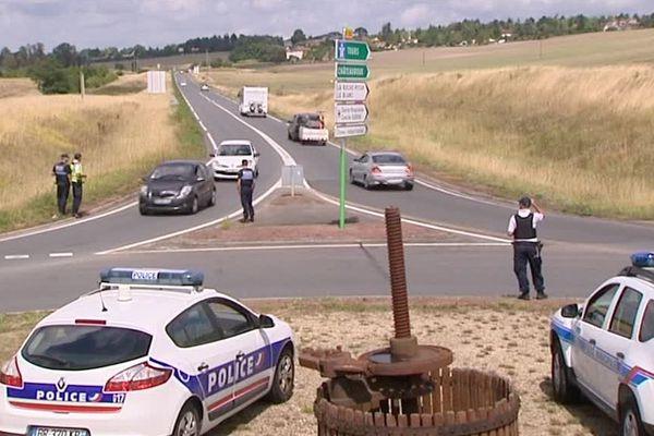 les contrôles routiers seront fréquents ce week-end sur toute la France.
