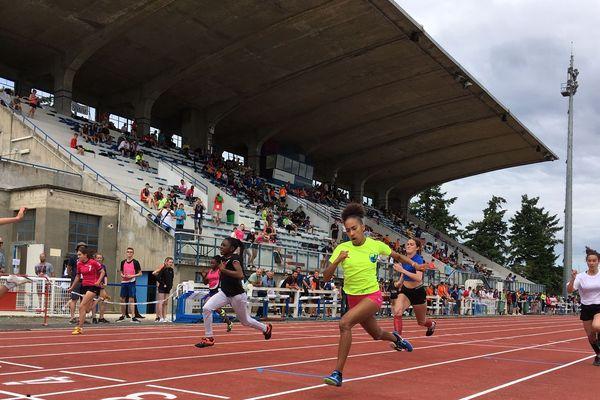 Les championnats de France UNSS-collèges se déroulent à Poitiers