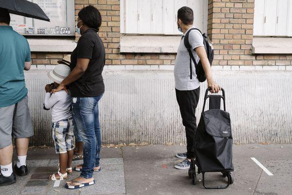Dans le département du Rhône, le nombre de familles bénéficiaires du RSA a augmenté de plus de 20 %