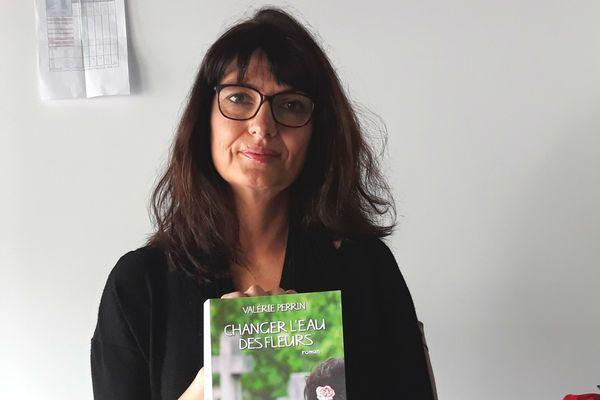 Valérie Perrin a vécu en Saône-et-Loire. Elle nous parle aujourd'hui de son deuxième roman.