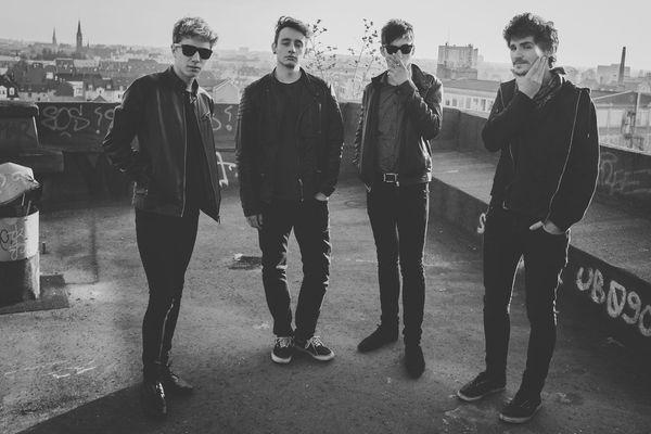 Last Train, le groupe rock de Mulhouse à l'énergie ravageuse, promet de mettre le feu à Rock en Seine 2015.