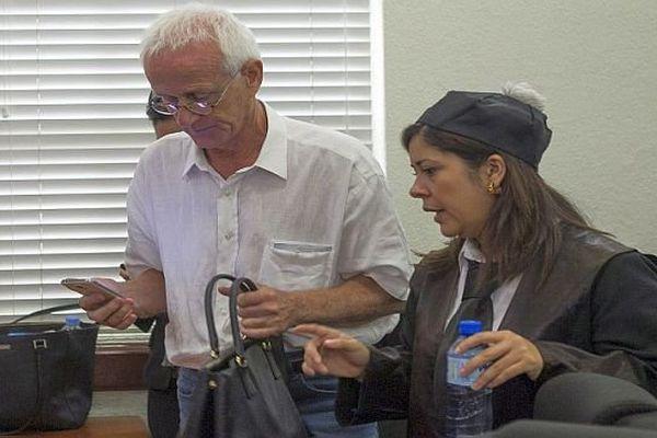République Dominicaire - Alain Castany et son avocate- août 2015