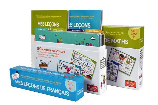 Les cartes mentales de Stéphanie Eleaume-Lachaud et Filf- Editions Eyrolles