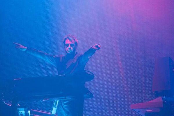 Jean-Michel Jarre sera en concert aux Arènes de Bayonne le 13 juillet prochain