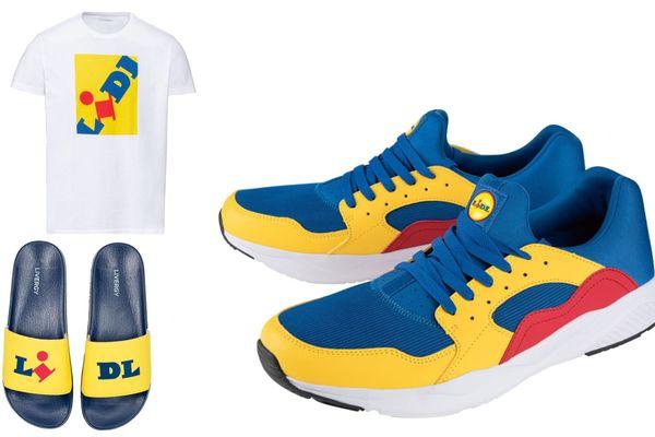 Les chaussures de la marque de hard-discount Lidl s'arrachent en Belgique.