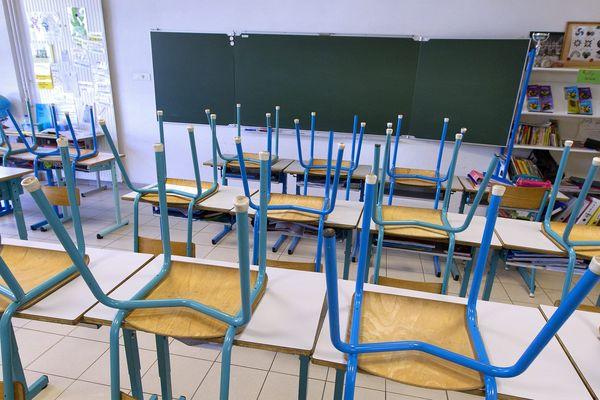 Plus de 450 écoles resteront fermées jusqu'à nouvel ordre dans l'Aisne, l'Oise et la Somme