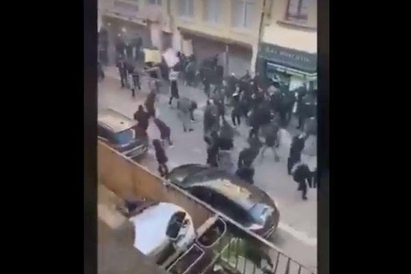 Samedi 15 février, de violentes bagarres ont éclatées dans le centre-ville de Sedan entre des supporters sedanais et des supporters bastiais.