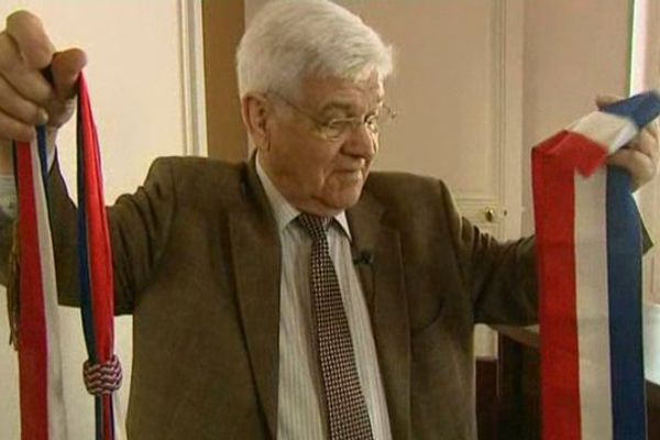 Jean-Pierre Guérin, maire UMP de Boissy-lès-Perche (Eure-et-Loir)