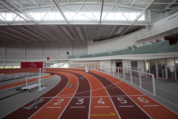 Le Stade René Poirier au coeur du quartier de Villejean à Rennes servira de lieu de préparation pour les athlètes participant aux Jeux Olympiques 2024
