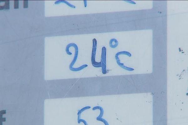 24 degrés à Anglet le jeudi 23 août, une température de l'eau exceptionnelle