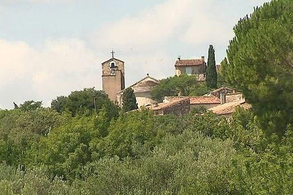 Assas (Hérault) - le village - 2018.