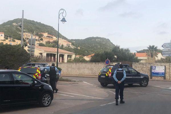 Un homme armé s'est retranché à son domicile de Bonifacio ce samedi 6 février.