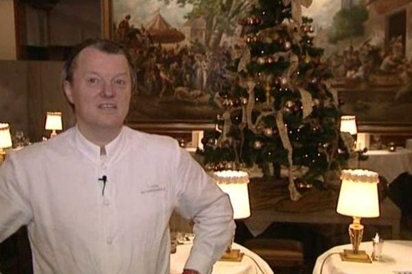 "Philippe Bohrer, le chef du ""Crocodile"""
