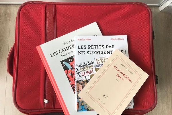 Quatre libraires d'Auvergne vous donnent des conseils de lecture pour cet été.