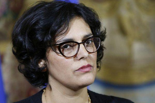Myriam El Khomri, la ministre du travail