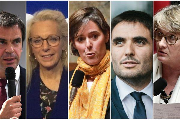 """Les cinq députés isérois les plus """"travailleurs"""" selon le site AgoraVox."""