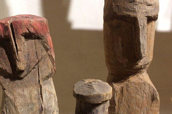 L'art brut exposé au musée Cécile Sabourdy de Vicq-sur-Breuilh