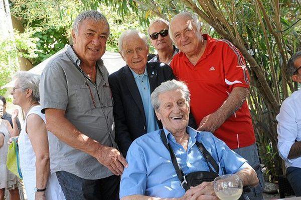 René Vignal fêtait ses 90 ans en septembre dernier