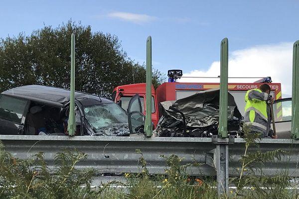 Trois morts dans un terrible accident de la circulation sur la RN 145 dans la Creuse
