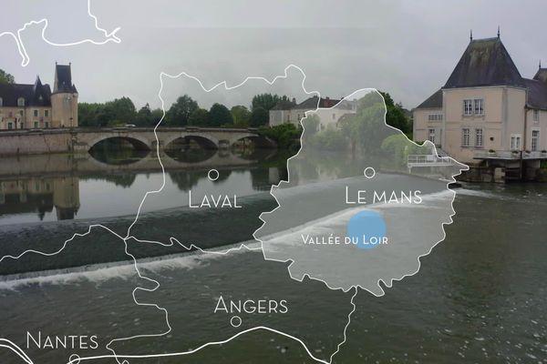 Envie Dehors explore la Vallée du Loir