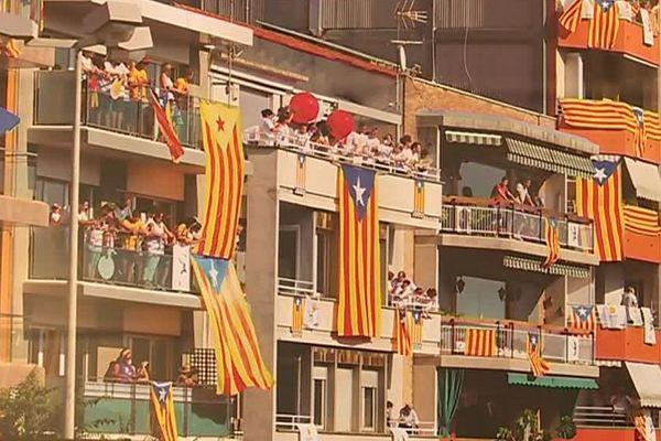 Indépendance et crise politique en Catalogne - illustrations