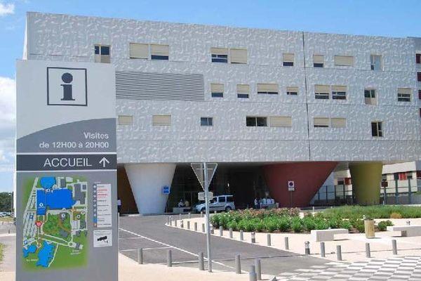 Illustration. Le Centre Hospitalier d'Avignon