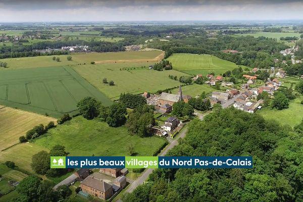 Pourquoi Bellignies est-il un des plus beaux villages du Nord Pas-de-Calais ?