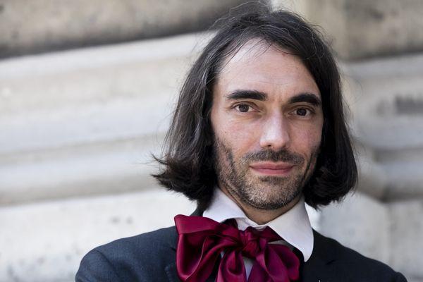 Le mathématicien Cédric Villani.