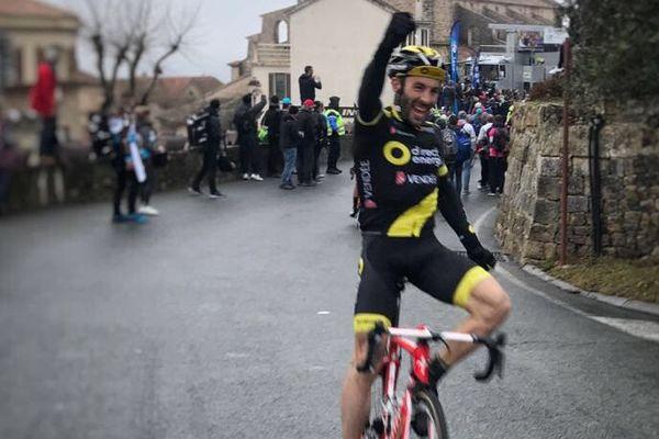 Jonathan Hivert remporte cette première étape