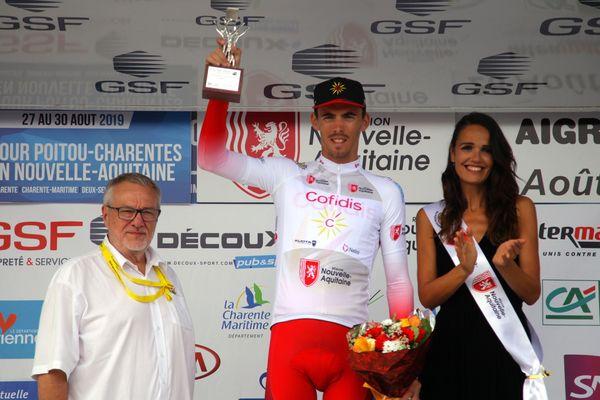 Christophe Laporte remporte, au sprint, la deuxième étape du TPC.