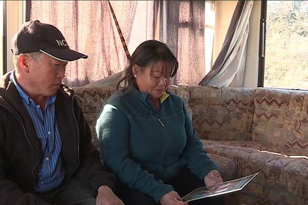 Nenglao et Ndzeu Vang sont d'origine laotienne et sont arrivés en France au début des années 1980 - février 2019