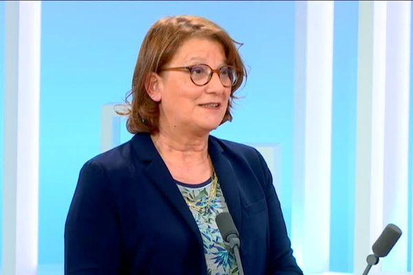 Nadia Essayan invitée politique du 19/20 © France 3 Centre Val de Loire