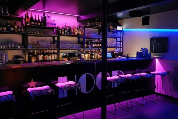 Le nouveau bar strasbourgeois Le Hoop a ouvert ses portes le 4 janvier 2020 rue de l'Arc-en-ciel.