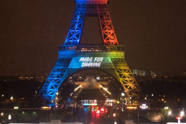 """""""Made for sharing"""", le slogan choisi pour promouvoir la candidature de Paris 2024 à l'international"""