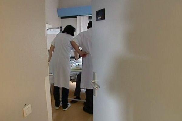 Unité des soins palliatifs au centre hospitalier de Niort
