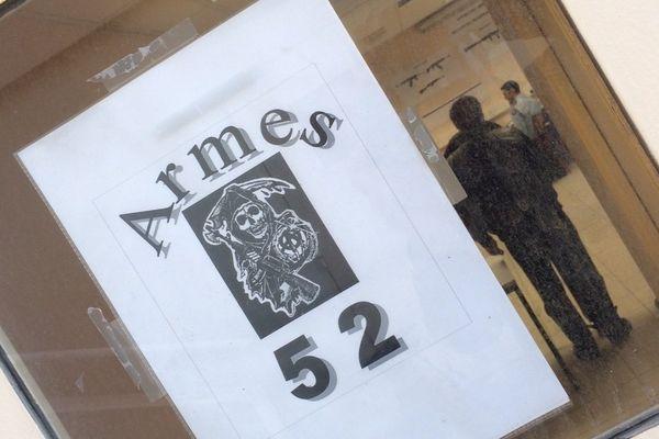 """C'est à Reims que la cellule nationale d'enquête """"Armes 52"""" est basée"""