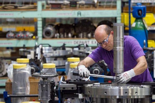 Dans l'usine de General Electric à Belfort, aucun emploi n'est menacé