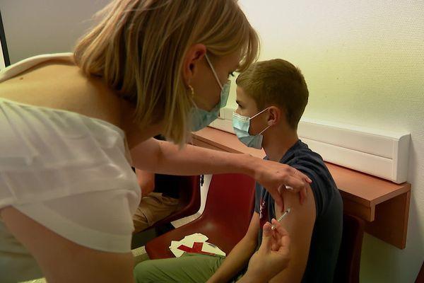 Avec 53 % de sa population vaccinée, la Sarthe est dans la moyenne nationale.
